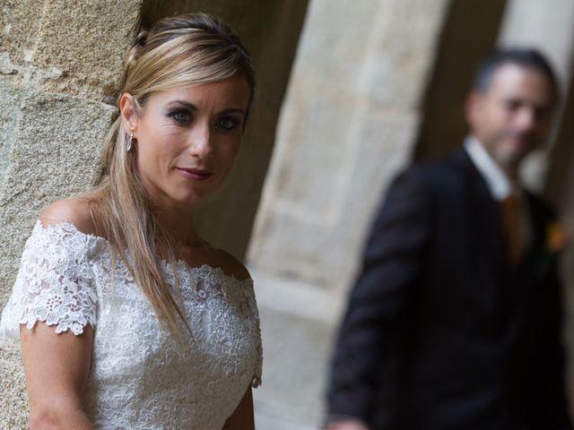 La boda de Daniel y Vanesa en Leiro (Capital), Orense 4