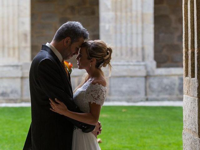 La boda de Daniel y Vanesa en Leiro (Capital), Orense 5