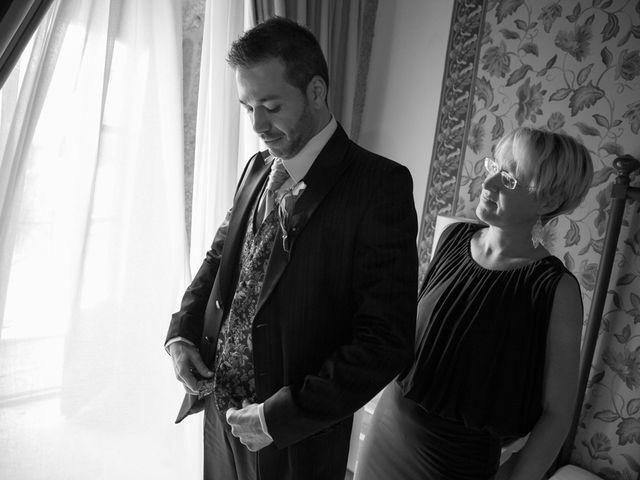 La boda de Daniel y Vanesa en Leiro (Capital), Orense 12
