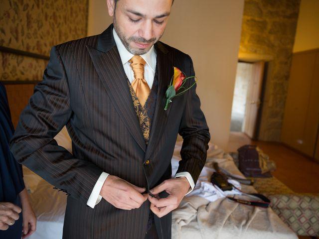 La boda de Daniel y Vanesa en Leiro (Capital), Orense 14