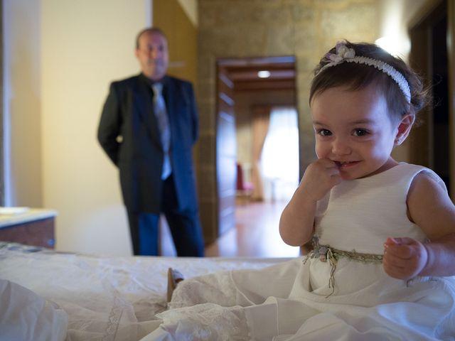 La boda de Daniel y Vanesa en Leiro (Capital), Orense 17