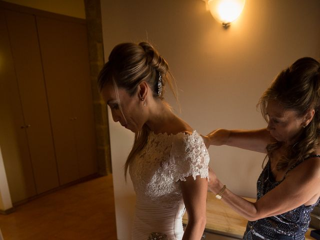 La boda de Daniel y Vanesa en Leiro (Capital), Orense 22