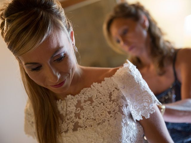 La boda de Daniel y Vanesa en Leiro (Capital), Orense 23