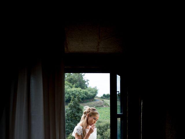 La boda de Daniel y Vanesa en Leiro (Capital), Orense 24