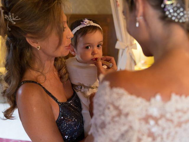 La boda de Daniel y Vanesa en Leiro (Capital), Orense 25