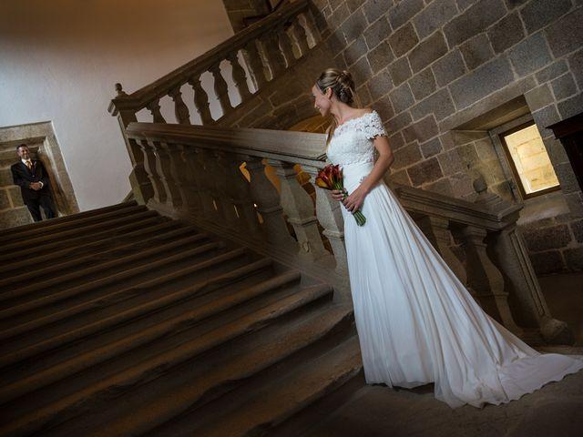 La boda de Daniel y Vanesa en Leiro (Capital), Orense 27
