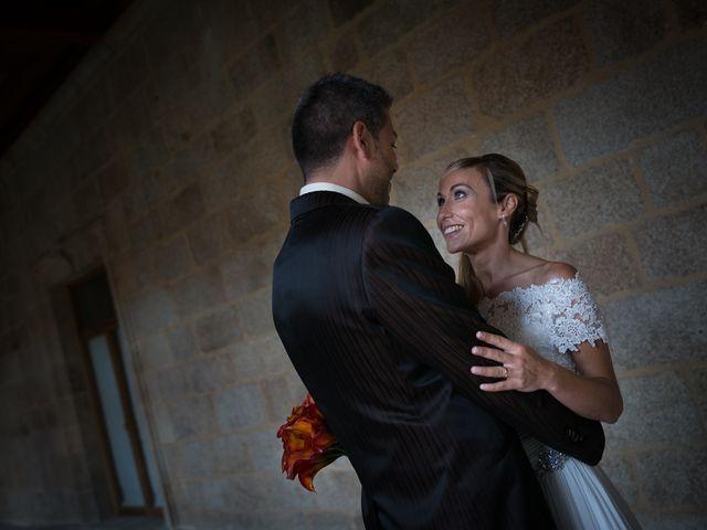 La boda de Daniel y Vanesa en Leiro (Capital), Orense 29