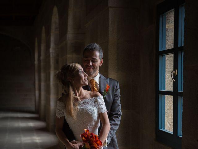 La boda de Daniel y Vanesa en Leiro (Capital), Orense 30