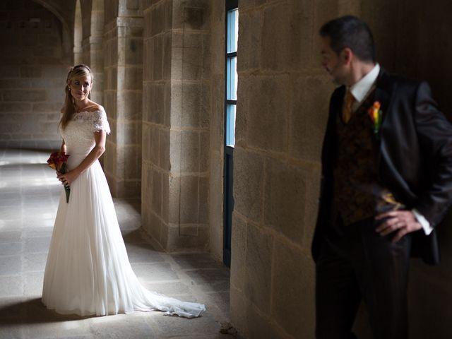 La boda de Daniel y Vanesa en Leiro (Capital), Orense 34