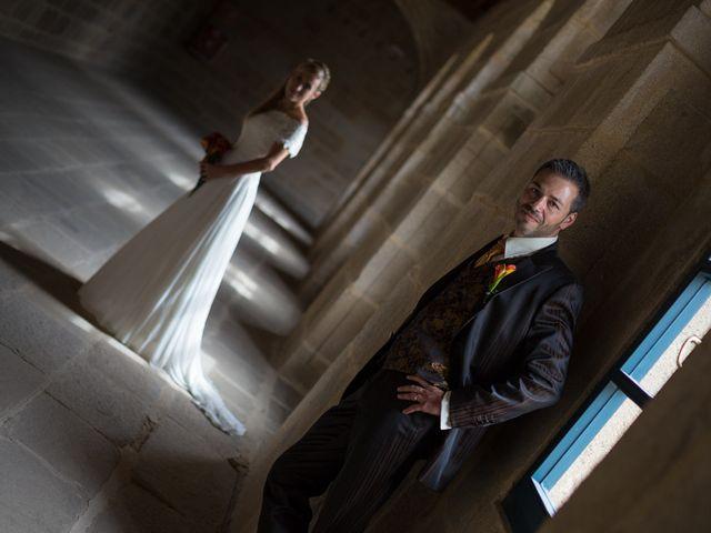La boda de Daniel y Vanesa en Leiro (Capital), Orense 35