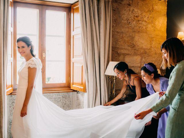 La boda de Jacobo y Lidia en Santiago De Compostela, A Coruña 52
