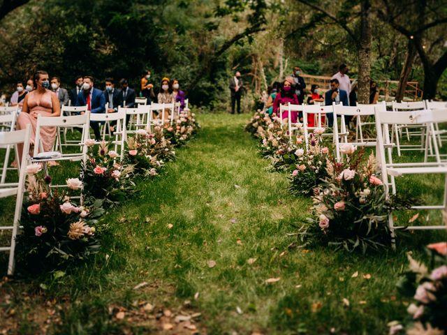 La boda de Jacobo y Lidia en Santiago De Compostela, A Coruña 59