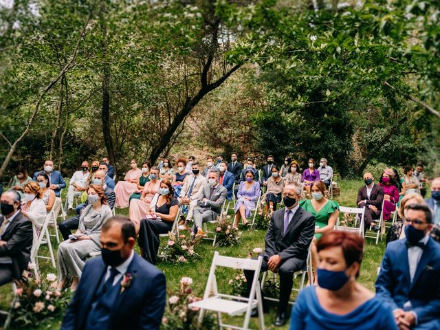 La boda de Jacobo y Lidia en Santiago De Compostela, A Coruña 69