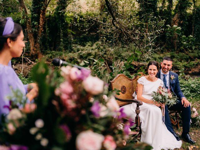 La boda de Jacobo y Lidia en Santiago De Compostela, A Coruña 76