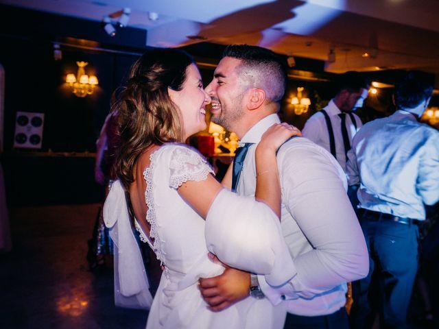La boda de Jacobo y Lidia en Santiago De Compostela, A Coruña 163