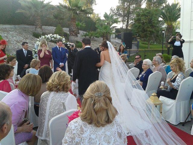 La boda de Rafa y Lourdes en Linares, Jaén 5