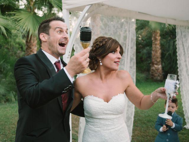 La boda de Isa y Raul