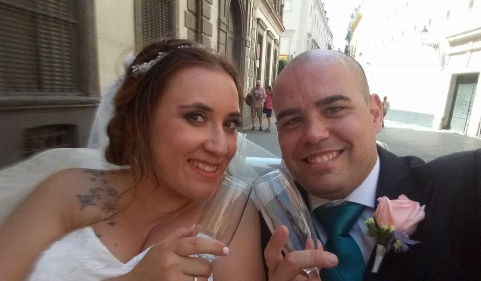 La boda de Israel y María Jesús  en Sevilla, Sevilla
