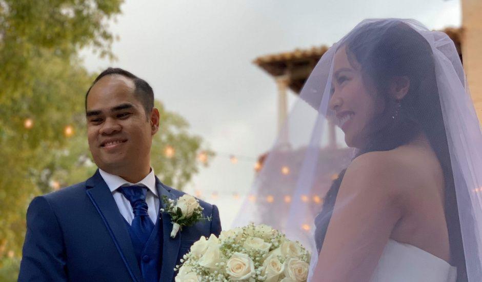 La boda de Kelvin y Sheila en Bunyola, Islas Baleares