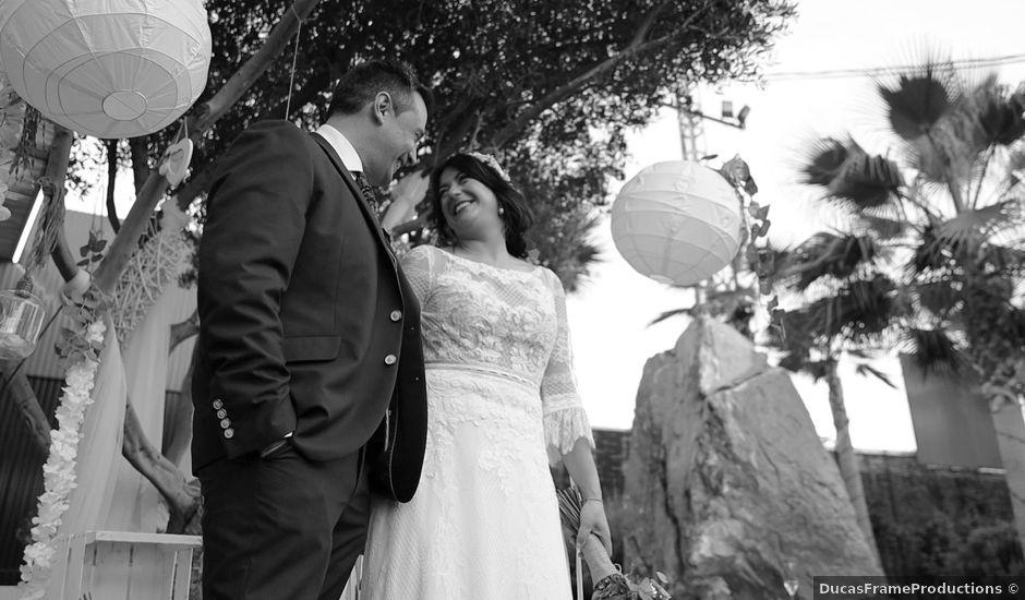 La boda de Isidro y Salomé en Alcantarilla, Murcia