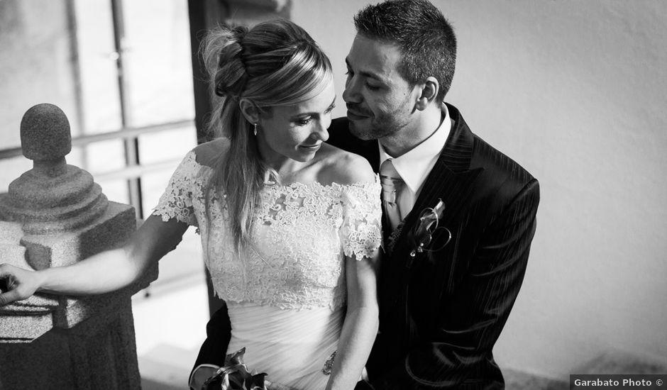 La boda de Daniel y Vanesa en Leiro (Capital), Orense