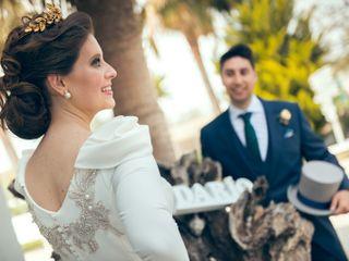 La boda de Marga y Darío