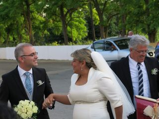 La boda de Sinthya y Vicente 1
