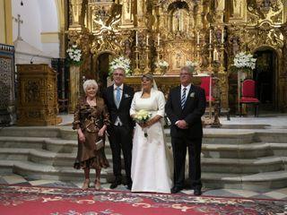 La boda de Sinthya y Vicente