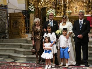 La boda de Sinthya y Vicente 3