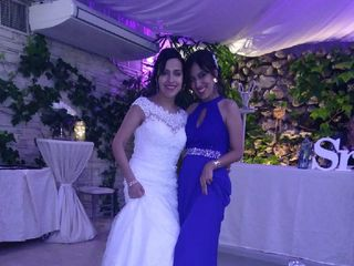 La boda de geraldine y Luis 3
