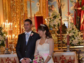 La boda de Carlos y Mónica