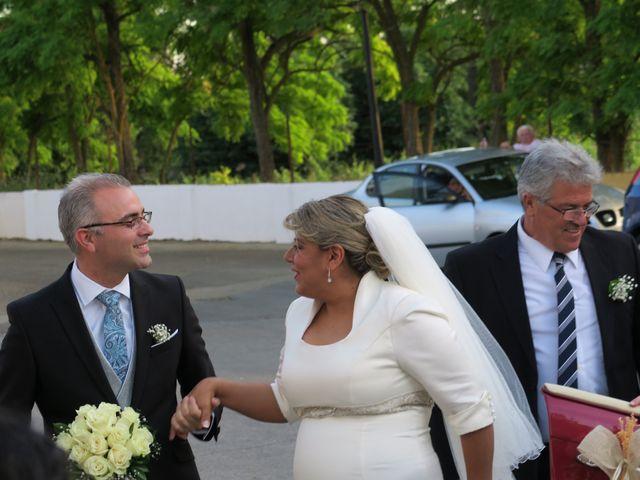 La boda de Vicente y Sinthya en Espartinas, Sevilla 1