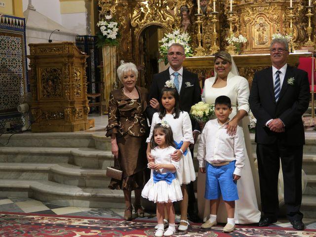 La boda de Vicente y Sinthya en Espartinas, Sevilla 2