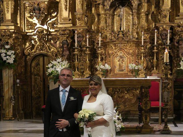 La boda de Vicente y Sinthya en Espartinas, Sevilla 3