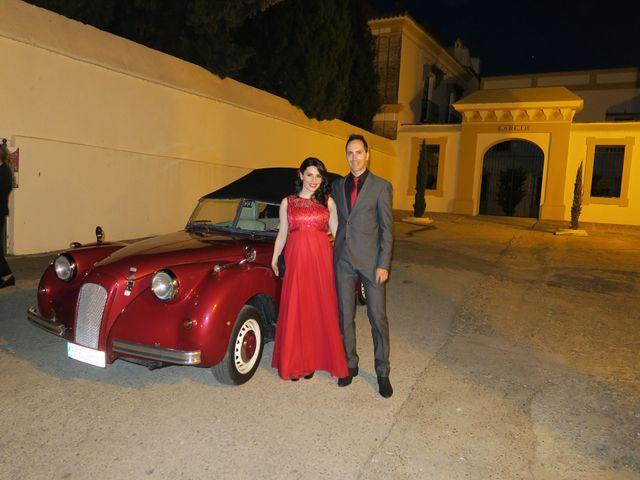 La boda de Vicente y Sinthya en Espartinas, Sevilla 4