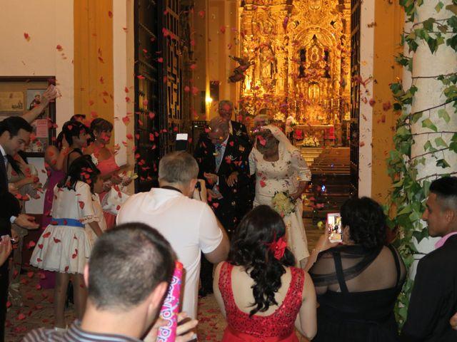 La boda de Vicente y Sinthya en Espartinas, Sevilla 6