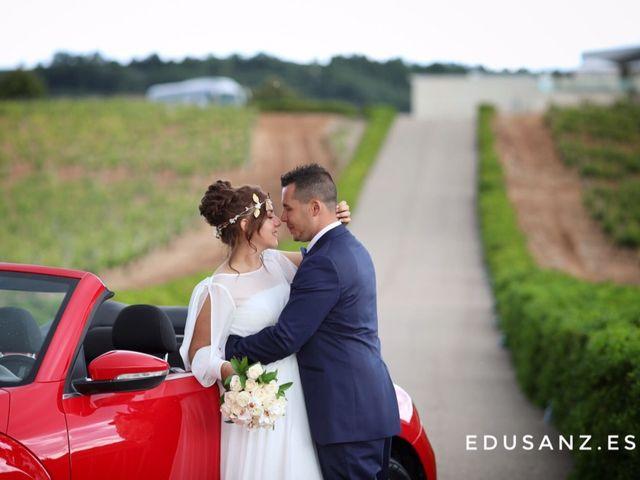 La boda de Claudia y César en Castrillo De Duero, Valladolid 2