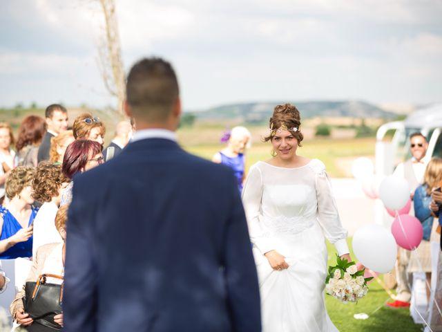 La boda de Claudia y César en Castrillo De Duero, Valladolid 5