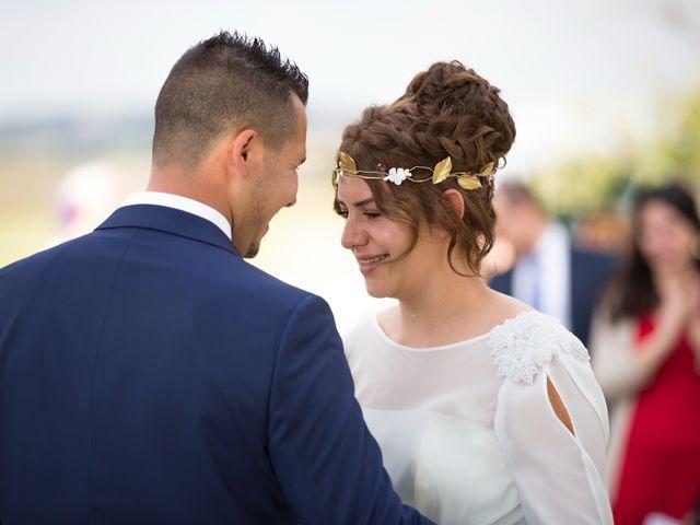 La boda de Claudia y César en Castrillo De Duero, Valladolid 6