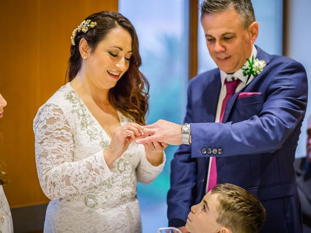 La boda de Paul y Nadia en Bilbao, Vizcaya 11