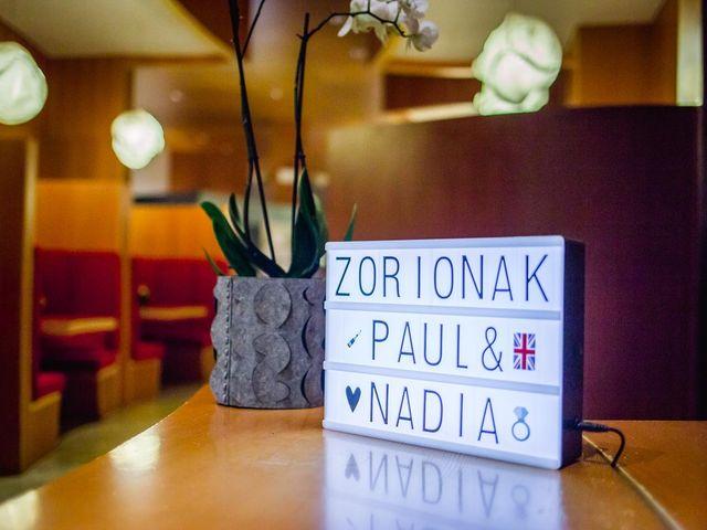 La boda de Paul y Nadia en Bilbao, Vizcaya 20