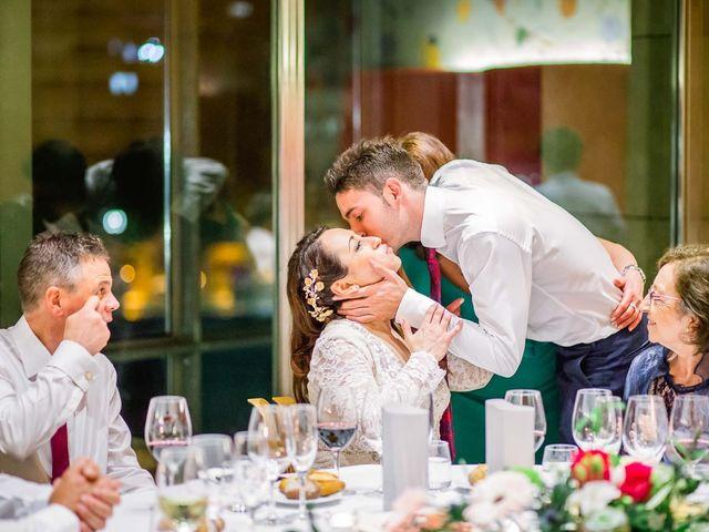 La boda de Paul y Nadia en Bilbao, Vizcaya 1