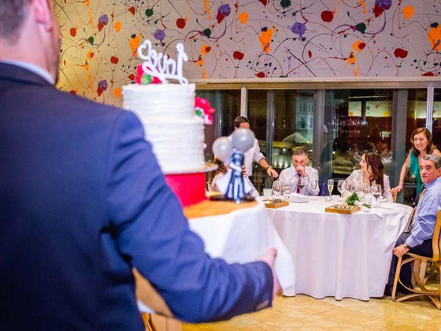 La boda de Paul y Nadia en Bilbao, Vizcaya 21