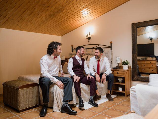La boda de Esther y Adrià en L' Ametlla Del Valles, Barcelona 16