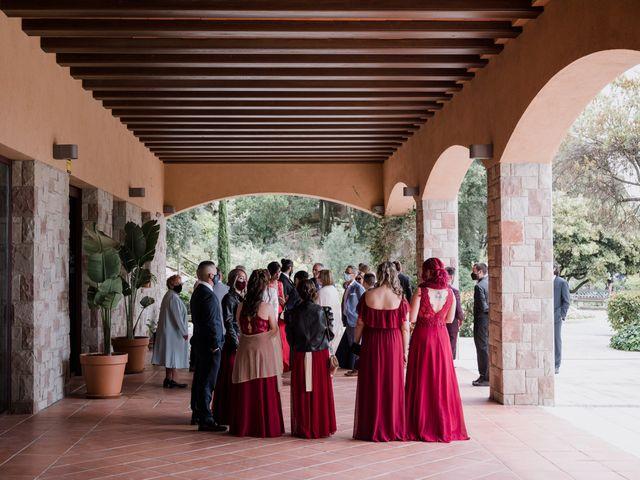 La boda de Esther y Adrià en L' Ametlla Del Valles, Barcelona 40