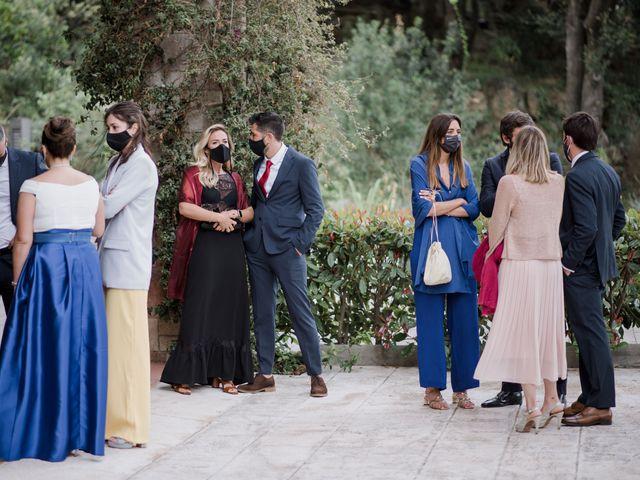 La boda de Esther y Adrià en L' Ametlla Del Valles, Barcelona 43