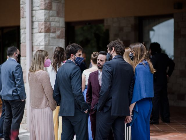 La boda de Esther y Adrià en L' Ametlla Del Valles, Barcelona 44