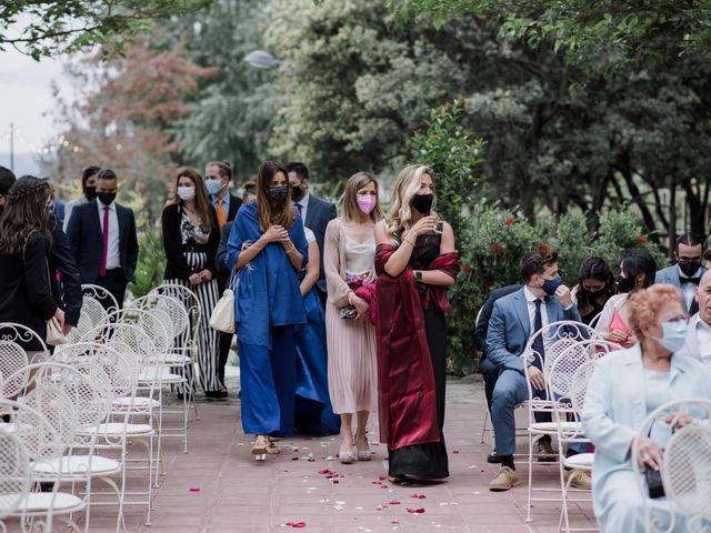 La boda de Esther y Adrià en L' Ametlla Del Valles, Barcelona 50