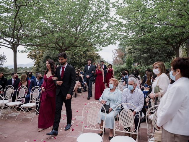 La boda de Esther y Adrià en L' Ametlla Del Valles, Barcelona 52