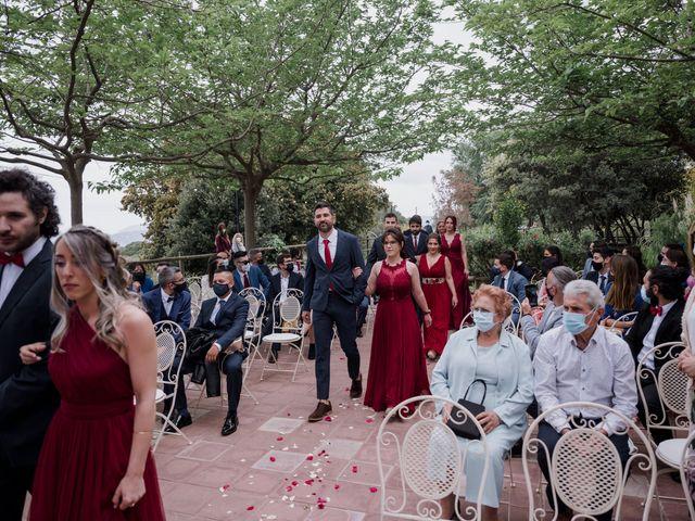 La boda de Esther y Adrià en L' Ametlla Del Valles, Barcelona 53